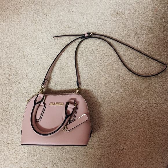 Steve Madden Handbags - Steve Madden Pink Shoulder Bag